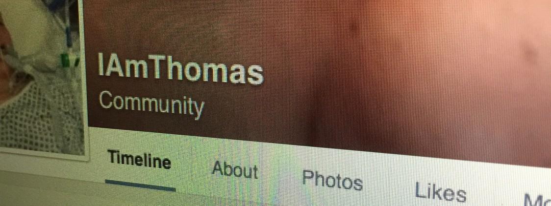 I am thomas campaign film