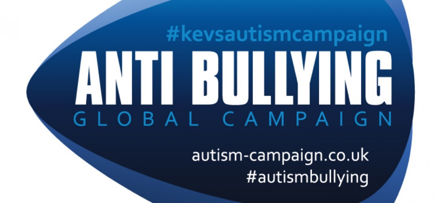 Support my campaign for Antibullying week