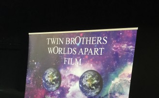 Twin Brothers worlds apart film