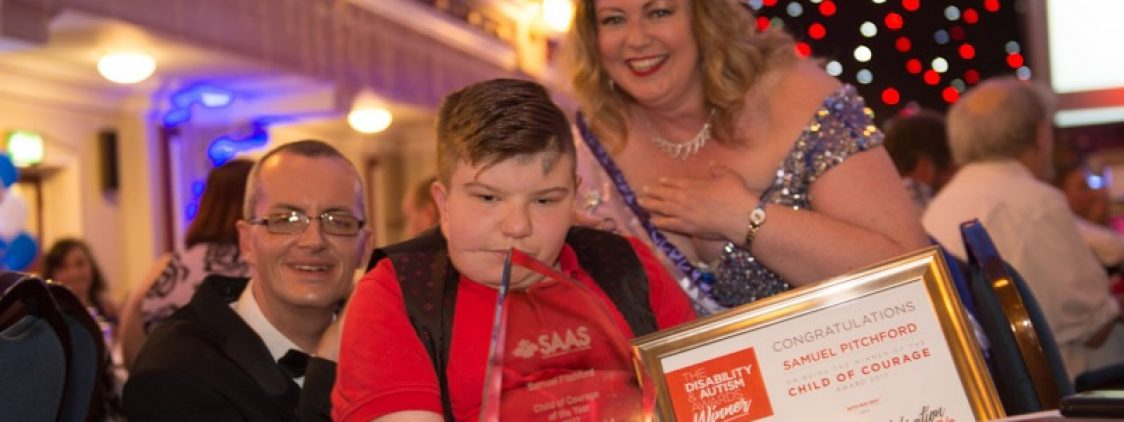 An  amazing night of celebration the Disability Autism awards