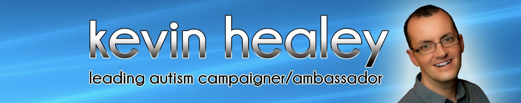Kevin Healey BCAv Autism Campaigner